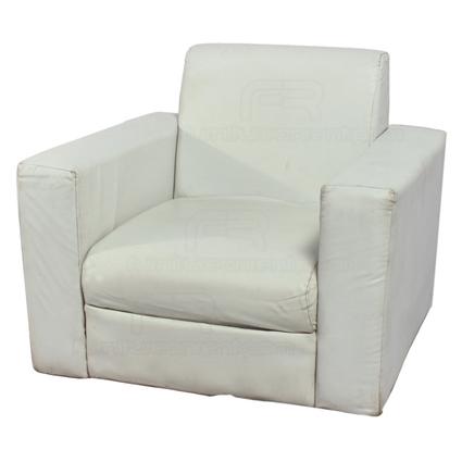 Picture of VIP Single Seat Sofa - White