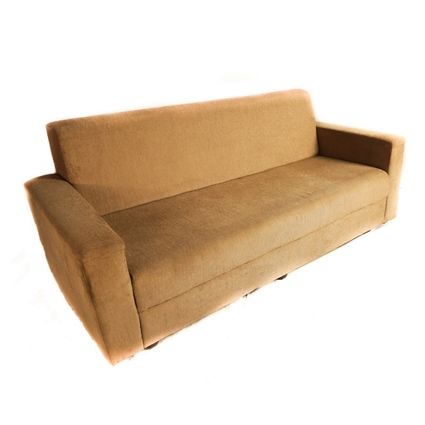 Picture of VIP Three Seat Sofa - Skin