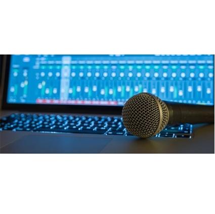 Picture of Computer Audio Recording
